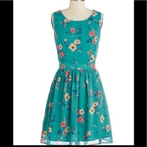 Blossom In the city dress